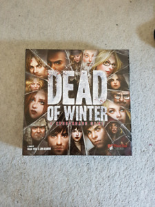 Board game - Dead of Winter