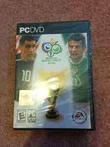 PCDVD fifa world cup germany 2006 unopened