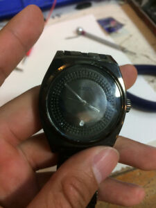 Used Genuine Nixon watch