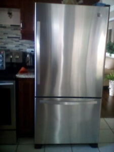 Remodelling kitchen, Sears refrigerator for sale