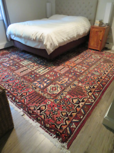 Beautiful, Large, Hand Made Persian Rug