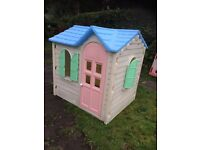 Little Tike Country Cottage Playhouse, Leeds 8,Can deliver
