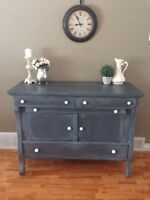 Empire buffet - sideboard - server - cabinet