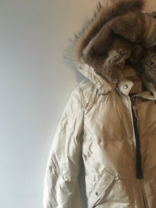 Parajumpers Down Parka with fur lined hood!!!