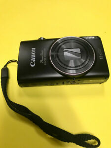 Canon PowerShot ELPH 360 HS Camera with battery and charger!