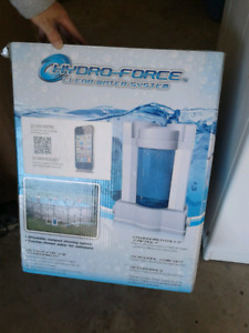 Pool water purifier/ozonator