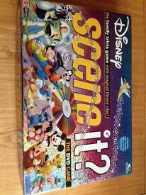 Disney Scene It DVD Game