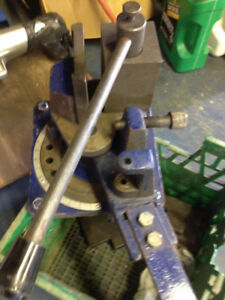 Metal plate/ steel bender Universal - Heavy Duty- Older Unit..