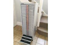 Bisley 30 Drawers filing cabinet