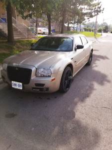 2006 special edition Chrysler 300 low km 189