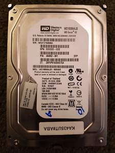 160 gig hdd for 20$