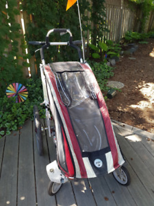 Chariot CX1 - Stroller, Bike Carrier & Jogger , Great Condition!