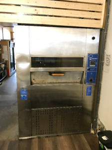 Bakery Oven - Picard 8 deck gas