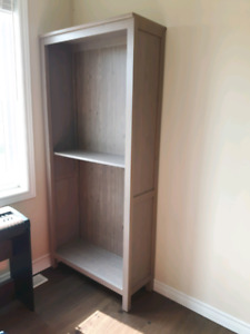 ikea hemnes brown grey buy or sell bookcases shelves in ontario