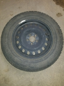 GISLAVED NORD FROST 100 225/65 R17