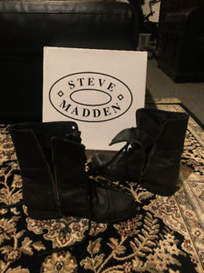 Steve Madden Troopa Boots - Size 7.5
