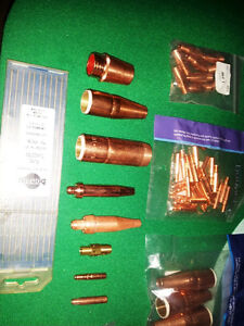 Nozzles and welding tips for sale