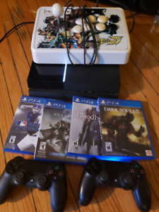 PS4, Controllers and Games for Sale