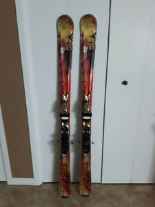 skis Nordica, Infinite
