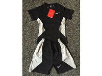 Summer kids Tshirt short set Nike