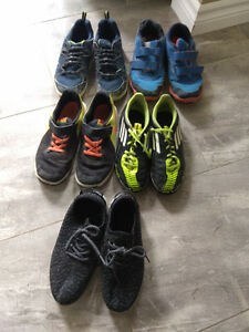 Size 3 Youth Shoes. Nike, Adidas, Sketchers and more.