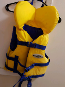 Infant lifejacket