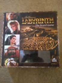 Labyrinth The movie board game