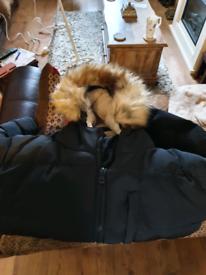Winter coat for sale.