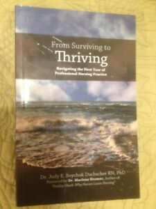 From Surviving To Thriving - Navigating the 1st Year Of Nursing