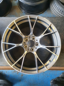 "Alloy wheels fits bmw 1 2 3 4 5 6 7 8 19"""