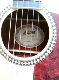 Ashton (D25NT) acoustic guitar