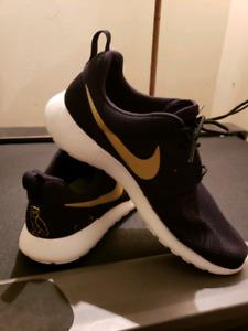 Brand New Custom OVO x Nike Shoes