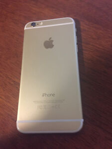 rogers & chatr mint condition iphone 6 - 16gb $340