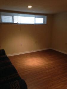 Ajax South Legal 2 Bedrooms Bsmt  Apt for rent Bayly/Salem