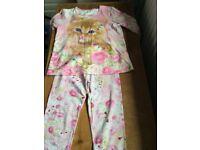 Beautiful girls pyjamas age 9-10