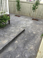 Concrete or Landscaping - Great Rates