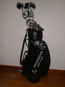 Golf Clubs Full Set of RH. Prodigious Good Luck - $325
