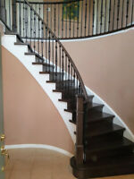 Staircase Upgrades