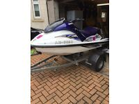 Yamaha wave runner gp1300r jet ski