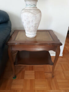 Coffee table and 2 end tables $150 OBO