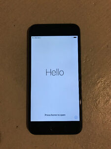 Iphone6 16gb Black