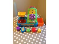 Fisher Price Laugh & Learn Magic Scan Market