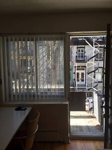 ALL INCLUSIVE STUDIO FOR SUBLET JULY/AUG
