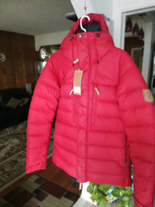 FJALRAVEN  KEB EXPEDITION DOWN JACKET*****BRAND NEW