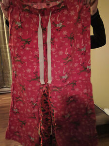 3 pjs small and large 2$ each