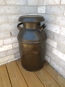 Old Fashioned Milk Can