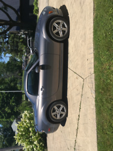 2008 Mazda MX-5 Miata Sport/hard top Convertible