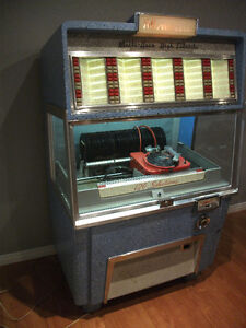 Antique AMI Juke Box Windsor Region Ontario image 1