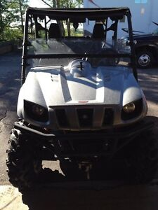 Yamaha rhino buy or sell used or new atv in calgary for Yamaha side by side 4 seater