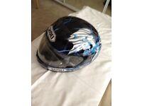 SHOEI motorbike helmet